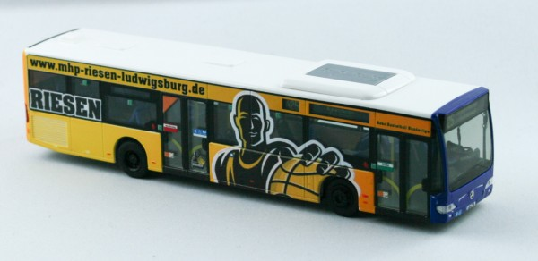 Rietze 66978 - Mercedes-Benz Citaro - Neckar Riesen Ludwigsburg - 1:87