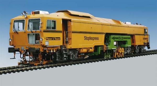 Kibri 16050 - Plasser & Theurer Schienenstopfexpress 09-3x - H0