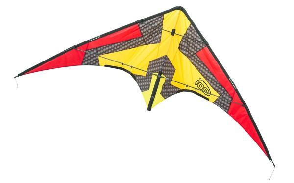 Invento-HQ Lenkdrachen Ion Blaze R2F (205 x 85 cm)