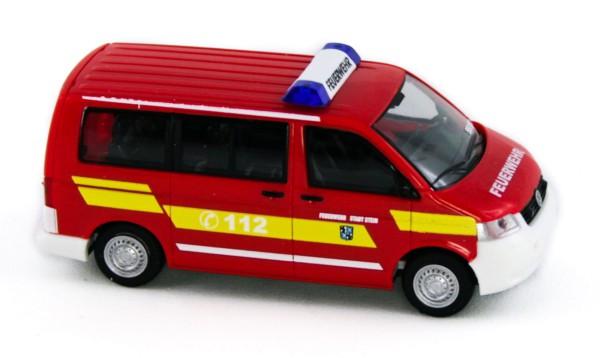 Rietze 51907 - Volkswagen T5 First Responder FW Stein | Nürnberg - 1:87