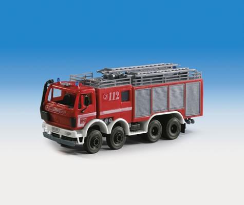 Kibri 18254 - DB TLF 5000 H 4achsig - Feuerwehr Tanklöschfahrzeug - H0