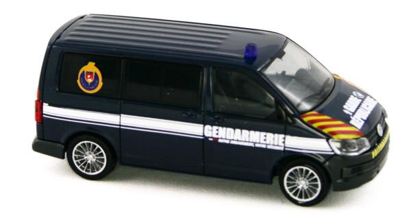 Rietze 53801 - Volkswagen T6 Gendarmerie Garde Republicaine (FR) - 1:87