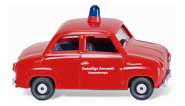 Wiking 086120 - Feuerwehr - Glas Goggomobil - 1:87