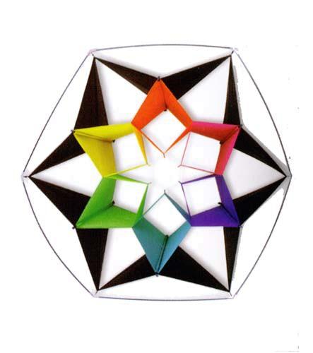 Premier Kites Einleiner Clark's Crystal Box - Ø 135 x 79 cm