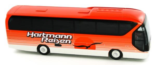 Rietze 63914 - Neoplan Tourliner Hartmann - Reisen, Rottenburg - 1:87