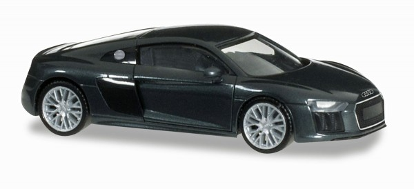 Herpa 038485 - Audi R8® V10, camouflagegrün metallic - 1:87