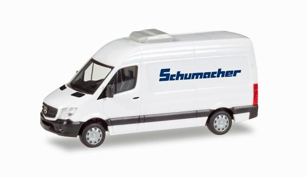 """Herpa 093606 - Mercedes-Benz Sprinter Kasten """"Spedition Schumacher"""" - 1:87"""