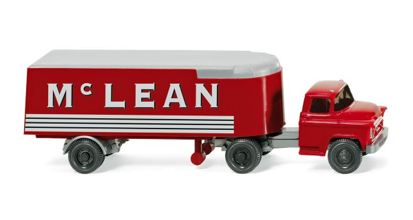 "Wiking 052101 - Koffersattelzug (Chevrolet) ""Mc LEAN"" - 1:87"