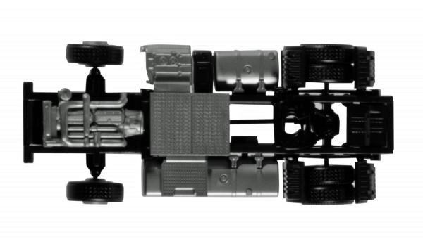 Herpa 084833 - Zugmaschinen-Fahrgestell Volvo FH Lowliner Inhalt: 2 Stück - 1:87
