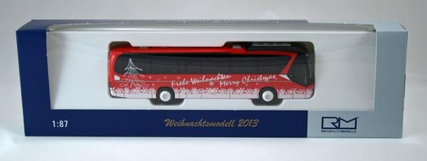 Rietze 69605 - Neoplan Jetliner Weihnachtsmodell 2013 - 1:87