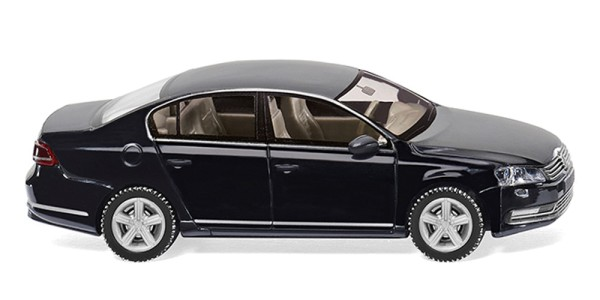 Wiking 008702 - VW Passat B7 Limousine - schwarz - 1:87