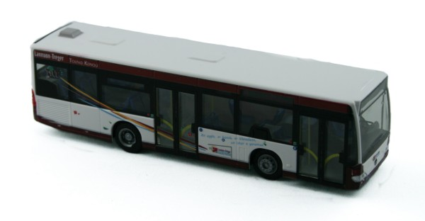 Rietze 67930 - Mercedes-Benz Citaro K Lannion City (FR) - 1:87