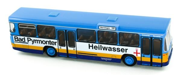 Rietze 72322 - MAN SL 200 Verkehrsbetriebe Bachstein - Bad Pyrmonter Heilwasser - 1:87