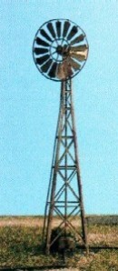 Marks B3000 - Windrad - Bausatz - N
