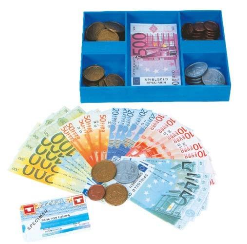 Spielgeld Kassette (8261)