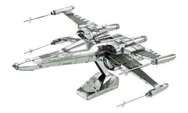 Metal Earth: STAR WARS: Das Erwachen der Macht™ - Poe Dameron's X-Wing Fighter™