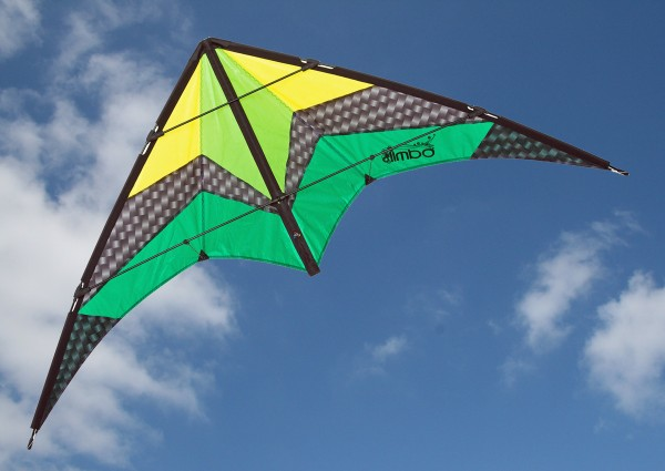Invento-HQ Lenkdrachen Limbo II Emerald R2F (155 x 67 cm)