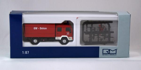 Rietze 68034 - MAN Dekon-P Feuerwehr Tettnang - 1:87