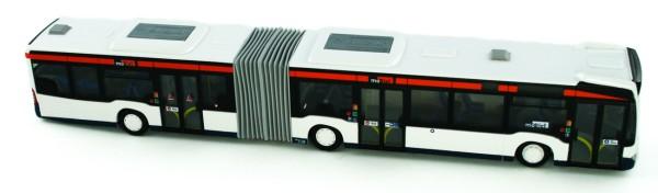 Rietze 68827 - Mercedes-Benz Citaro G 11 mobiel Bielefeld - 1:87