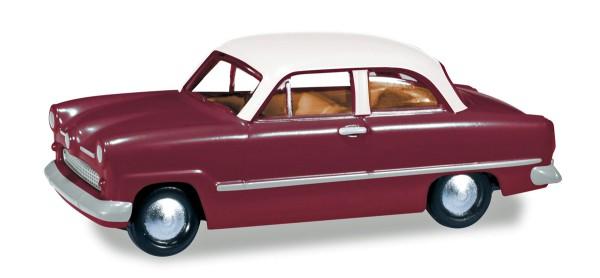 """Herpa 024686-004 - Ford Taunus """"Weltkugel"""" - 1:87"""