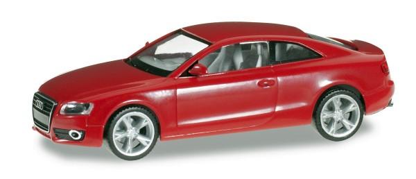 herpa 023771-002 - Audi A5 ®, feuerrot - 1:87