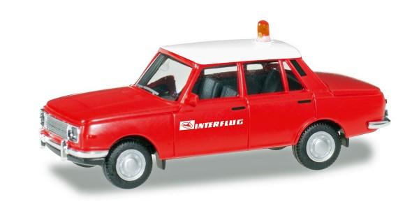 """Herpa 092678 - Wartburg 353 '66 """"Interflug"""" - 1:87"""