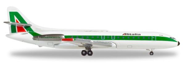 Herpa Wings 531719 - Alitalia Sud Aviation Caravelle - I-DABM - 1:500