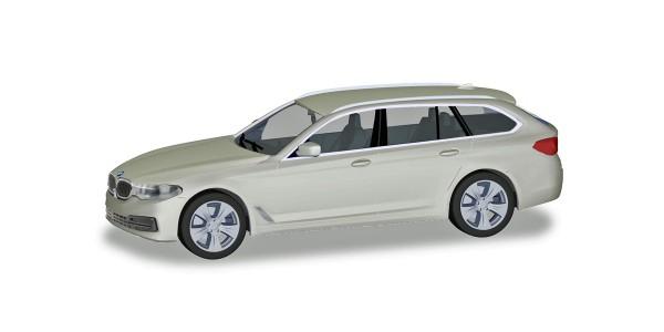 Herpa 420389 - BMW 5er™ Touring, alpinweiß - 1:87