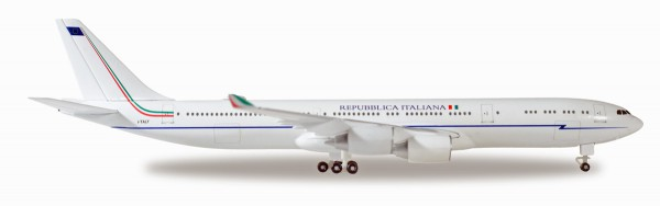 Herpa Wings 530385 - Italian Air Force Airbus A340-500 - 31° Stormo, Ciampino AB - I-TALY - 1:500