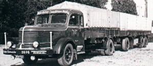 Marks 1101 - Krupp Titan Hängerzug, Bj 1950 - N