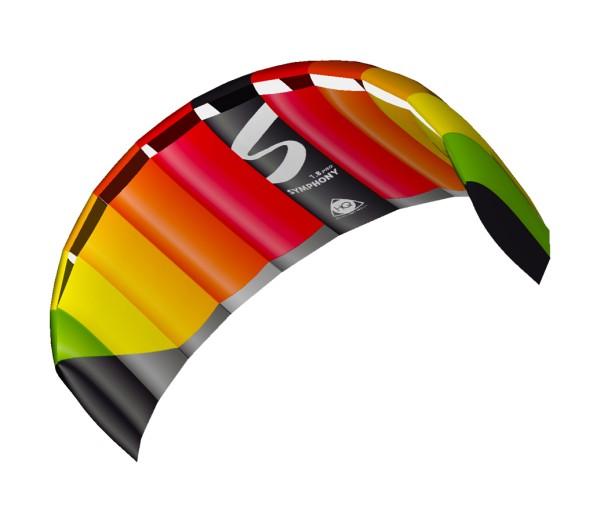 Invento-HQ Lenkmatte Symphony Pro 1.8 Rainbow R2F (180 x 60 cm)