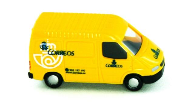 Rietze 16982 - Ford Transit Kasten Correos (ES) - 1:160