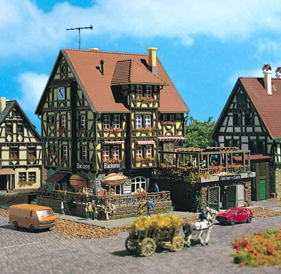 Vollmer 47688 - Bäckerei u. Gartencafe - N (7688)