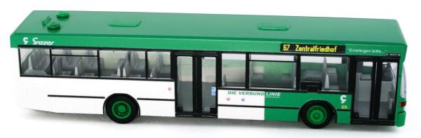 Rietze 75211 - Mercedes-Benz O 405 N2, Holding Graz Linien (AT) - 1:87
