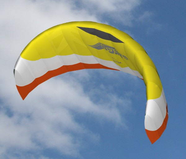 HQ-Powerkites Traction-Kite / Lenkmatte Hydra II 300 - R2F
