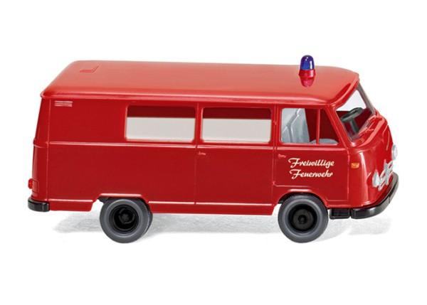 Wiking 0861 17 - Feuerwehr - KTW Borgward B 611 - H0