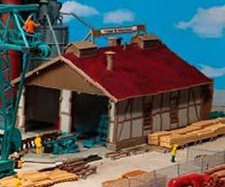 Kibri 39852 (9852)- Sägewerk Brettschneider - Bausatz - H0