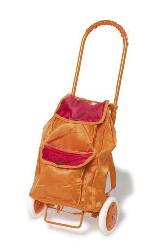 Einkaufstrolly mit Rucksack (8270)