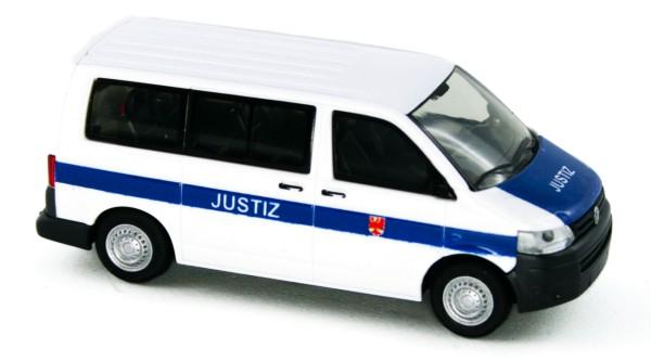 Rietze 53446 - Volkswagen T5 ´10 Justiz Brandenburg - 1:87