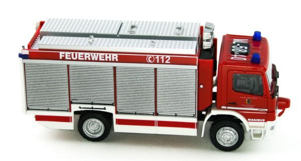 Rietze 71409 - Magirus Alufire 3 RW FW Egestorf - 1:87