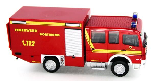 Rietze 68414 - Schlingmann MB Atego GW-L FW Dortmund - 1:87