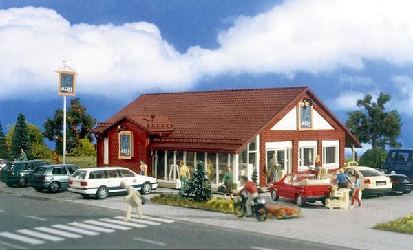 Vollmer 43658 - Aldi-Süd-Markt - H0 (3658)