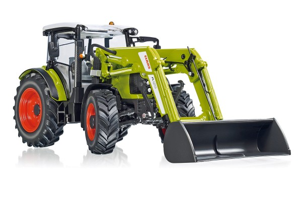 Wiking 077829 - Claas Arion 430 mit Frontlader 120 - 1:32