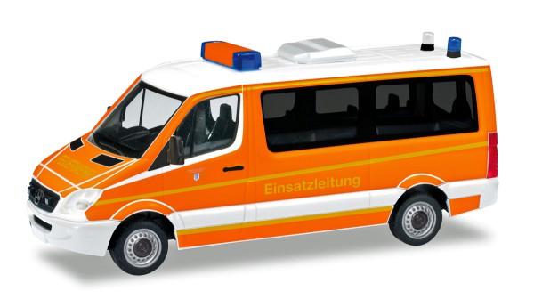 """Herpa 093898 - Mercedes-Benz Sprinter Einsatzleitwagen """"Feuerwehr Ingolstadt"""" - 1:87"""