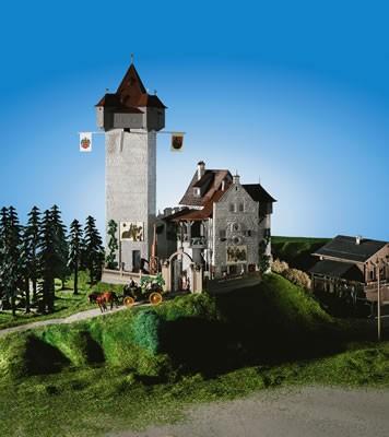 Kibri 39001 (9001) - Schloss Grafeneck - H0