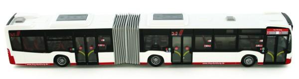 Rietze 69550 - Mercedes-Benz Citaro G '12 DVG Duisburg - 1:87