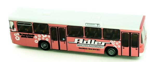 Rietze 72329 - MAN SL 200 Stadtwerke Neuss-Adler Moden - 1:87