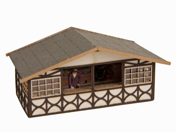 NOCH 14392 - Weihnachtsmarktstand - H0