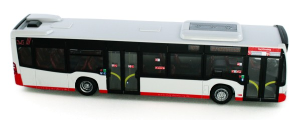 Rietze 73424 - Mercedes-Benz Citaro 15 DVG Duisburg - 1:87