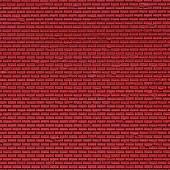 Vollmer 47349 - Mauerplatten Klinker - Kunststoff - N (7349) - Fläche: 0,016m²